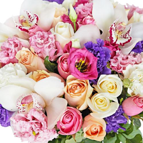 """Фирменный букет  """"Magical Flower"""""""