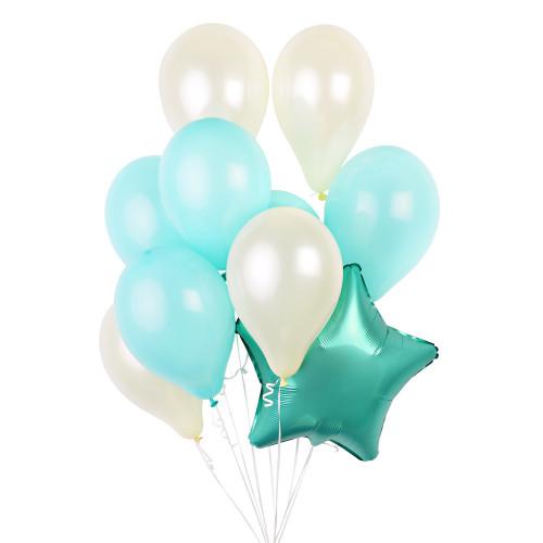 Наборы воздушных шаров (цвета на выбор)