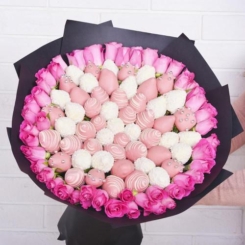 Розовое облако Размер L